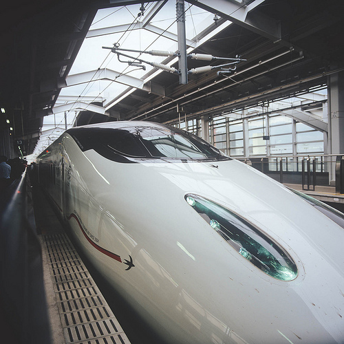 九州新幹線 | The Kyūshū Shinkansen