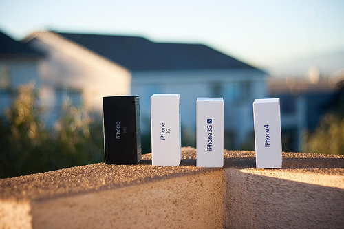 iPhone Box Family