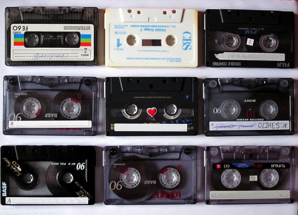 Music cassette 429264 1280